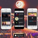 E' uscita l'App ufficiale di Discoteche in Versilia