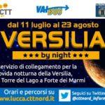 Torna il 'Versilia by Night', il Bus per la Movida Versiliese