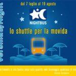 Versilia By Night, Da Sabato 7 Luglio Torna il Bus per la Movida