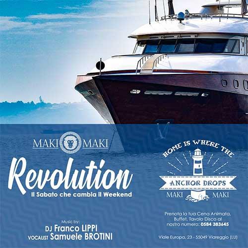 revolution-maki-maki-sabato-viareggio