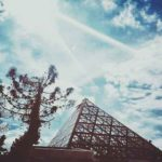 Ultimo Tramonto sulla Piramide del Cocoricò ?